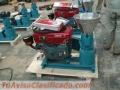 Meelko Máquina de hacer pellets de alfalfa 150mm Potencia: 8 HP DIESEL