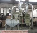 Molino Meelko para harina de trigo 450 kg kit completo