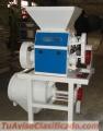 Molino Meelko para hacer harina de trigo hasta 600kg hora elettrico trifase
