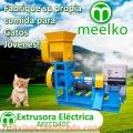 Extrusora Meelko para pellets alimentación de perros y gatos 30-40kg/h 5.5kW - MKED040C