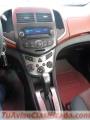 Chevrolet sonic 2014 automatico