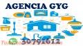 SERVICIOS DE DOMESTICAS LAS 24 HRS DEL DIA GYG 30791612