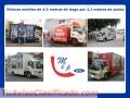 Servicio de carro valla en todo el territorio nacional.