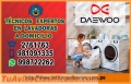 *servicio técnico especial daewoo 2761763  (lavadoras-secadoras)-CHORRILLOS*