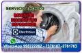 * Capacitados!! ELECTROLUX/ 998722262 *secadoras–Lavadoras // LA MOLINA