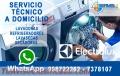 !! Solución inmediata!! Reparacion ELECTROLUX/ 998722262 *secadoras–Lavadoras