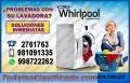 CENTRO TECNICO WHIRLPOOL 998722262 (( LAVADORAS )) MIRAFLORES