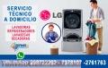 """..SOLUCIONES 2761763 INMEDIATA"" SECADORAS ""LG"" – LA VICTORIA"
