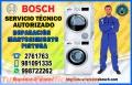 "Reparación INMEDIATA ""lavadoras BOSCH"" -Miraflores"
