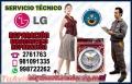 Reparación de Lavadoras LG de ALTA CALIDAD- 2761763 – LA MOLINA