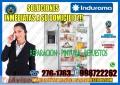 Ayuda técnica a domicilio  998722262 – Reparación Refrigeradoras INDURAMA – Los Olivos