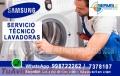 « Lava Secas»SAMSUNG«2761763»Servicio Tecnico«La Molina»