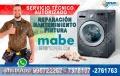 """A su hogar""""Mabe Servicio Técnico de Lavadoras y Secadoras 2761763 San Miguel"""