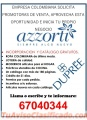 Azzorti La Paz incorporaciones gratuitas