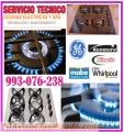 TÉCNICOS EN REPARACIONES DE COCINAS A GAS Y ELÉCTRICAS 993-076-238