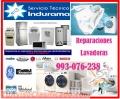 SERVICIO TÉCNICO DE LAVADORAS INDURAMA Y MANTENIMIENTOS 993-076-238