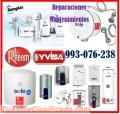 993-076-238 MANTENIMIENTO DE TERMAS A GAS Y ELECTRICAS