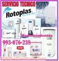 REPARACIONES DE TERMAS A GAS Y MANTENIMIENTOS ROTOPLAS 993-076-238
