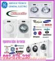 Reparaciones y mantenimiento de lavadoras Lg 993-076-238