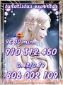 Especialistas en Tarot y Videncia 910 312 450 Visa 4€ 15 min. /806 002 109 - 0,42/0,79 cm