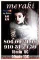 Tarot Barato Excelentes Profesionales 806 002 109 0,42/0,79 cm € min red fija/móvil.