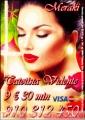 VIDENCIA PURA TAROT  VISA 7€ 20 min.9€ 30min 910 31 2450 - 806 0021 09