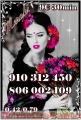 Promoción Visa  5 € 15 min. 9€ 30min. 910 312 450 Especialistas del Tarot y Videncia