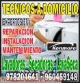 MANTENIMIENTO KENMORE EN MAGDALENA **LAVADORAS - SECADORAS 960459148  PARA CONSULTAS