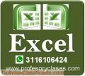 Profesor Contabilidad Finanzas Excel Estadistica a domicilio Medellin. Clases particulares