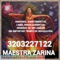 AMARRES DE AMOR Y LIMPIEZAS MAESTRA ZARINA 3203227122