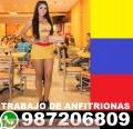 Contratamos Venezolanas y Colombianas para Anfitrionas en Lima