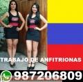 Contratamos Venezolanas para Anfitrionas en eventos de Lima