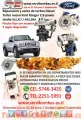 Reparación de turbo ford ranger 3.2 4X4 GTB22V Diesel Guatemala