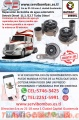 Reparacion de bomba de agua automotriz Detroit Diésel serie 60 11.1,12.7 turbo Guatemala