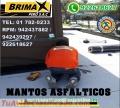 EMULSION ASFALTICA ROTURA LENTA Y RAPIDA BRIMAX