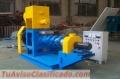 Meelko Extrusora para pellets flotantes para peces 1800-2000KG/H 132KW