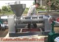Prensa extrusora de oleaginosas extracción de aceites 600-850 kg/hr.