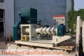 Extrusora Meelko  para pellets flotantes para peces 700-800KG/H 75KW.