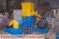 Extrusora Meelko  para pellets flotantes para peces 300-350KG/H 37KW