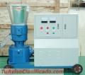 Maquina peletizadora Meelko para pellets de madera 260 mm electrica 160-250 kg/h