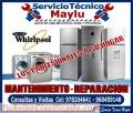 REPARACIÓN PREVENTIVO DE CENTRO DE LAVADO WHIRLPOOL // EN LOS OLIVOS - 960459148