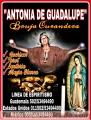 ANTONIA GUADALUPE BRUJA PACTADA TAROT Y LIMPIAS 00502/53494499