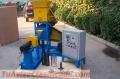 Extrusora meelko para pellets alimentación perros 60-80KG 11KW.
