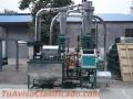 Molino Meelko completo para harina de trigo 350-450kg kit completo