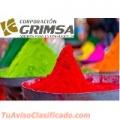 VENTA DE OCRE EN DIFERENTES COLORES POR 1KILO  GRIMSA 999602605/ 950033898