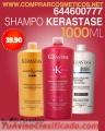 Promoción en shampo kérastase de 250 ml