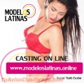 Oferta laboral para modelo profesional