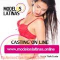 Oportunidad de empleo para modelos