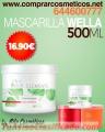 Mascarilla de 500ml en oferta por 16.90€
