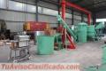 Linea de extracción de aceite de palma 8 tn dia